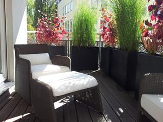 balkongestaltung m nchen schwabing. Black Bedroom Furniture Sets. Home Design Ideas