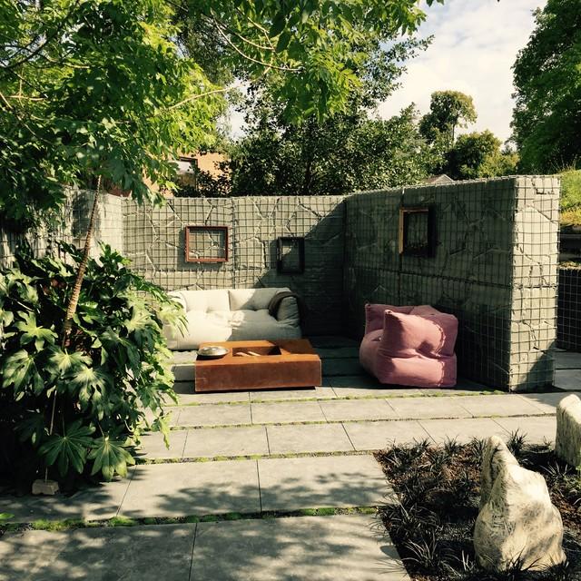 garten einrichtung | gartendesign | gartengestaltung - modern, Garten ideen