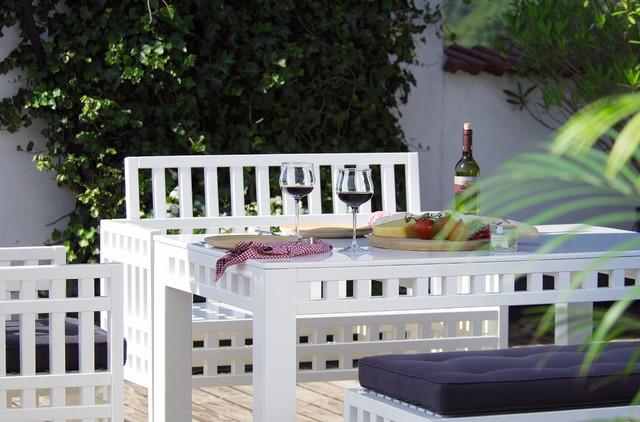 Gartenmöbel Mediterran gartenmöbel mediterran weiß