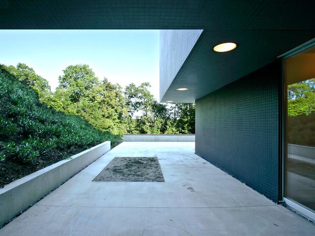 haus am hang ii 01 modern terrasse stuttgart von. Black Bedroom Furniture Sets. Home Design Ideas