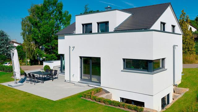 haus hector modern terrasse stuttgart von. Black Bedroom Furniture Sets. Home Design Ideas