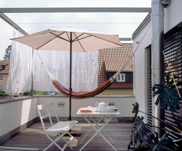 Balkon Sonnenschutz 9 Dekorative Balkonideen