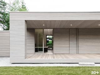 Haus wandlitz minimalistisch terrasse berlin von for Minimalistisch essen