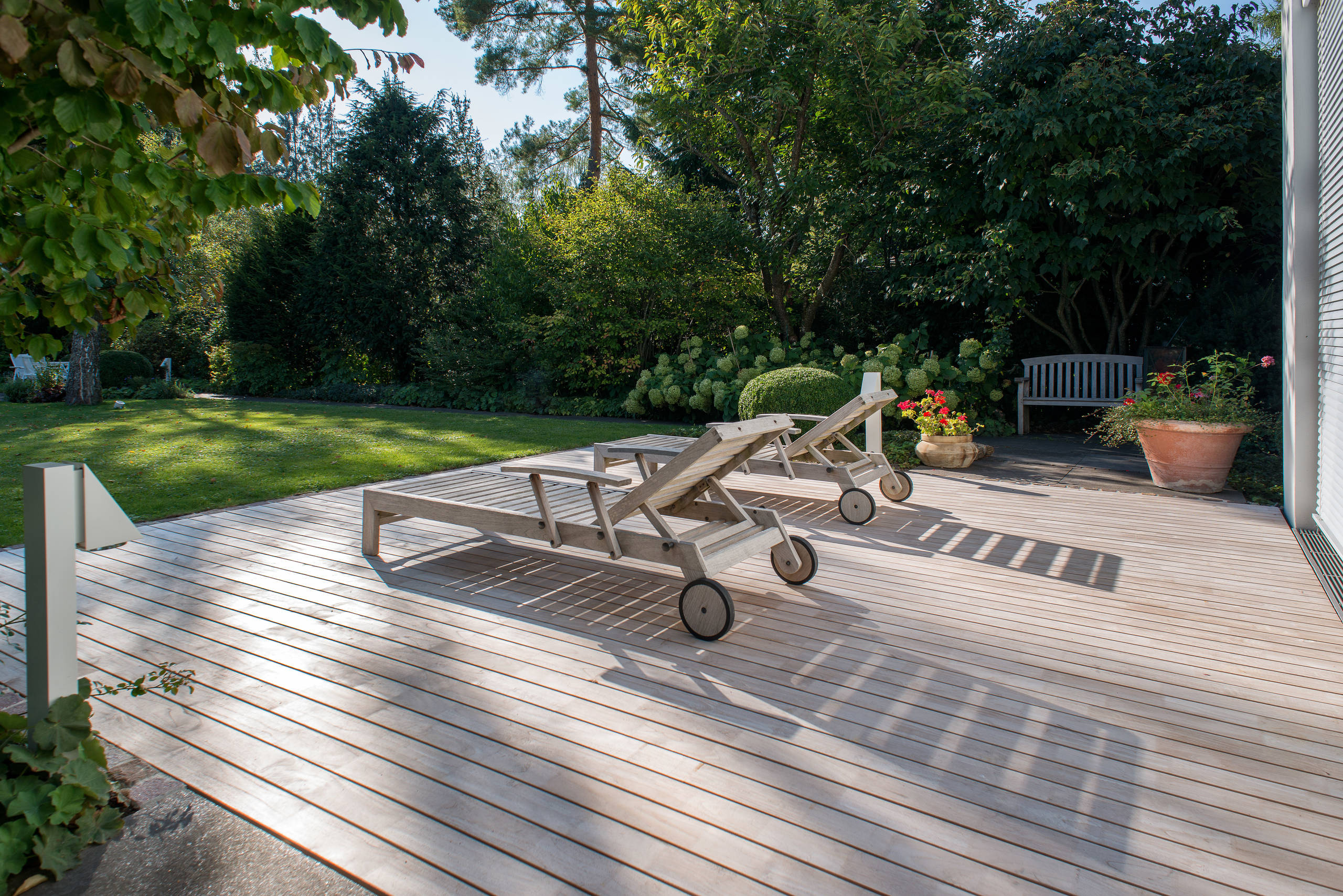 20 Materialien für einen schönen Terrassenboden