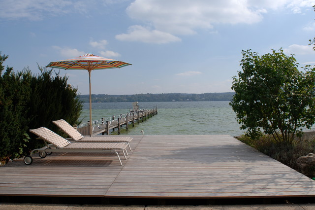 holzterrasse starnberg 1 modern terrasse m nchen. Black Bedroom Furniture Sets. Home Design Ideas