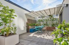 Kochen, Essen, Relaxen – eine Dachterrasse in Wien bietet alles