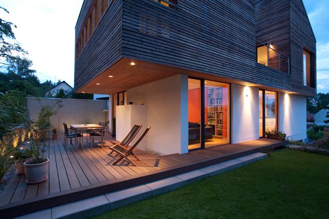 Neubau Einfamilienhaus T Wiesbaden
