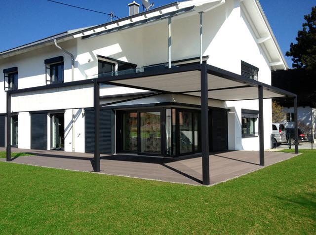 Outdoor Küche Leiner : Pergola q.bus von leiner modern terrasse hamburg von
