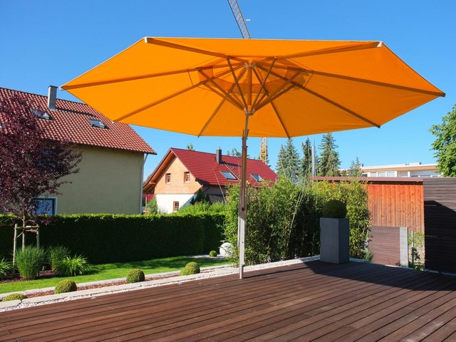 referenzen sonnenschutz outdoor modern terrasse stuttgart von raumausstattung conzelmann. Black Bedroom Furniture Sets. Home Design Ideas