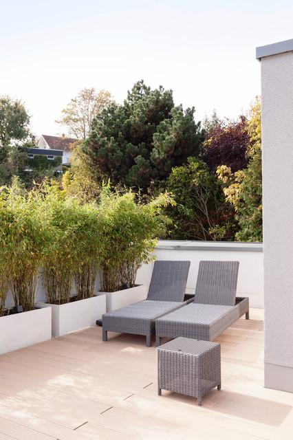 smart home 2kr modern terrasse frankfurt am main von in design architektur. Black Bedroom Furniture Sets. Home Design Ideas
