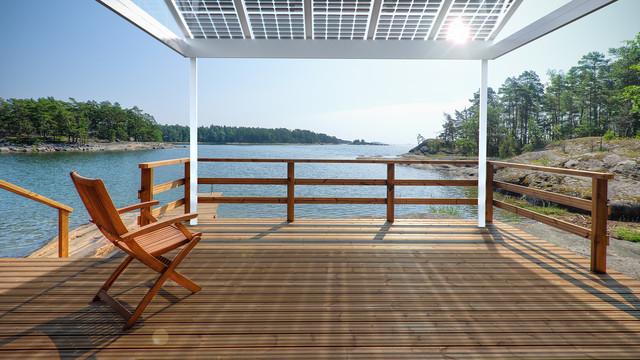 solarterrassen und carport l sungen modern terrasse berlin von solarterrassen. Black Bedroom Furniture Sets. Home Design Ideas