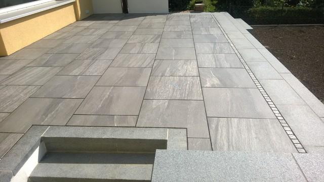 terrasse keramikplatten