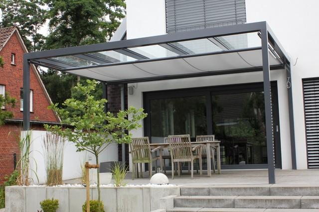 überdachung Mit Glas : terrassen berdachung flachdach mit glas modern deck other by reismann metallbau ~ Yuntae.com Dekorationen Ideen
