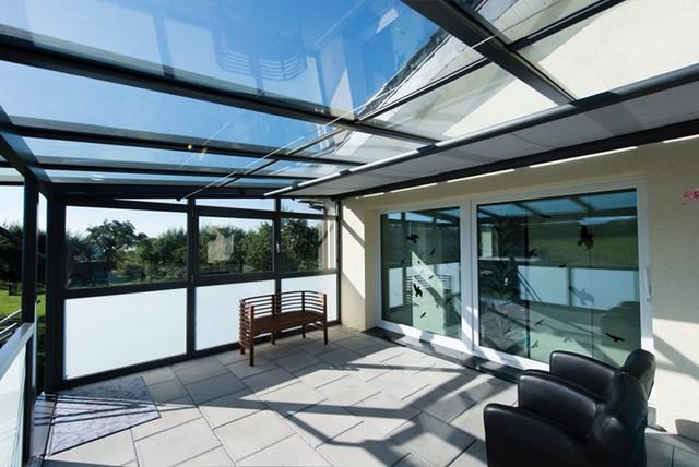 terrassen berdachungen modern terrasse bremen von decosun sonnenschutztechnik. Black Bedroom Furniture Sets. Home Design Ideas
