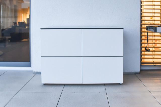 Win Gartenschrank Outdoorschrank Modern Deck Munich By