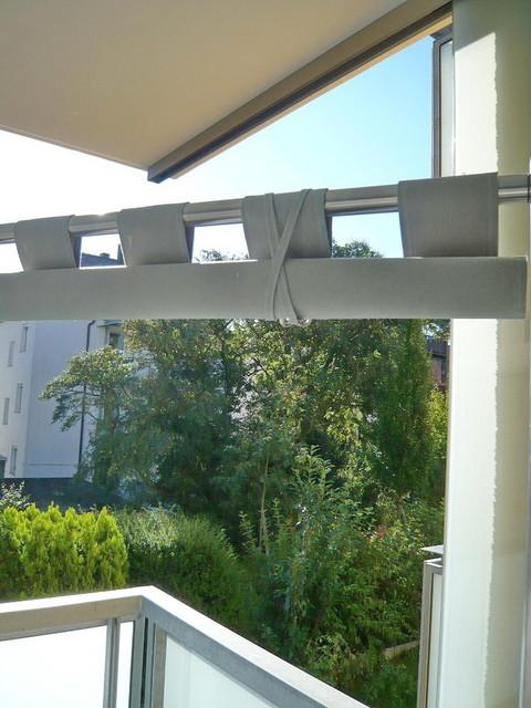 windschutz und sichtschutz modern terrasse hannover von metall gestaltung. Black Bedroom Furniture Sets. Home Design Ideas
