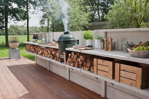 Outdoorküche: 10 Fragen zum Gestalten der Außenküche