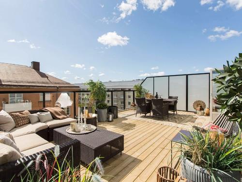 ideas para terrazas Ideas De Decoracin Para Aadir La Terraza A Tu Casa