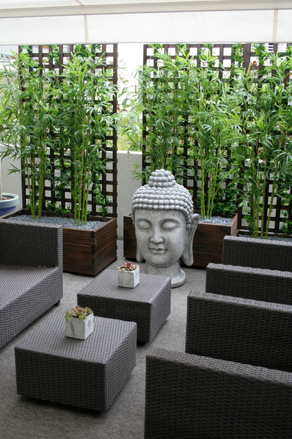 D co terrasse asiatique - Idee d amenagement de terrasse ...