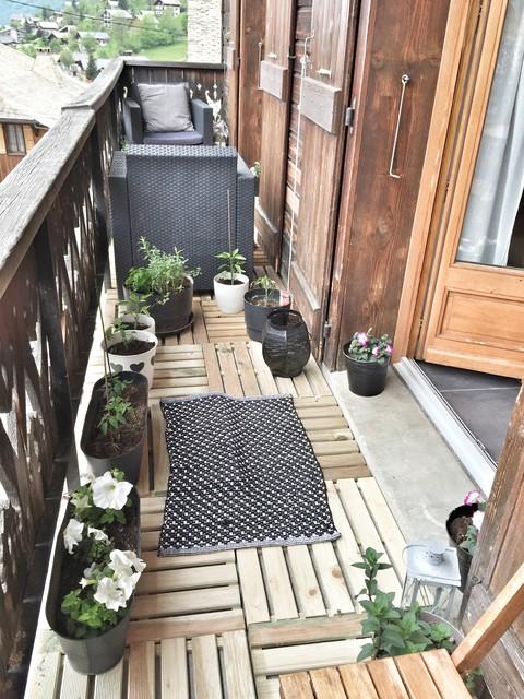 Am nagement balcon - Amenagement balcon terrasse ...