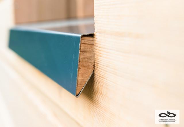 charpente couverture contemporain terrasse en bois grenoble par alexandre bienfait. Black Bedroom Furniture Sets. Home Design Ideas