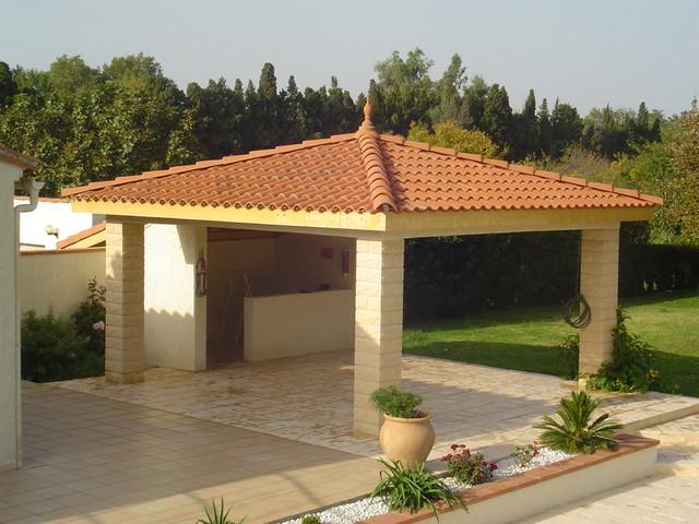 Couverture terrasse d\'étè
