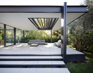 Photos Et Idees Deco De Terrasses Et Balcons Modernes