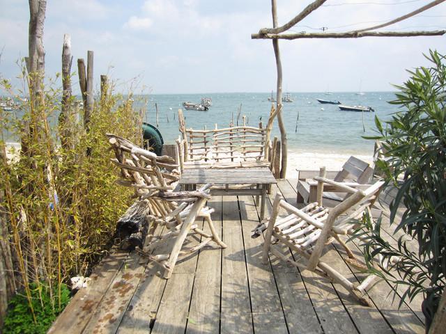 design bord de mer terrasse en bois bordeaux par nicolas pfeiffer paysagiste. Black Bedroom Furniture Sets. Home Design Ideas