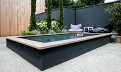 Photothèque : 25 mini-piscines pour petits jardins urbains