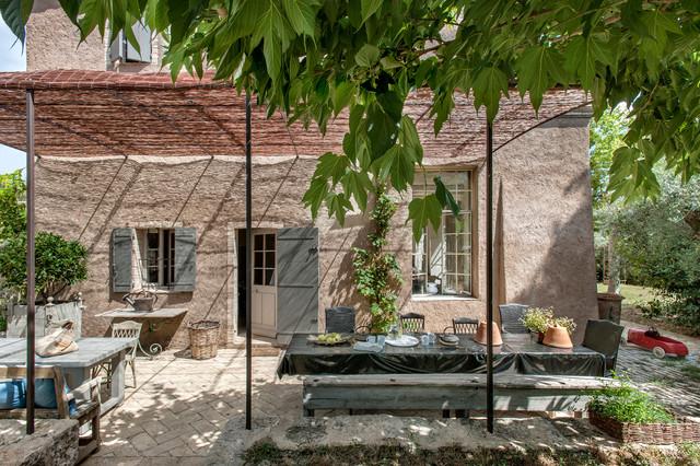 La Maison Charrier Country Patio Nizza Casa Design