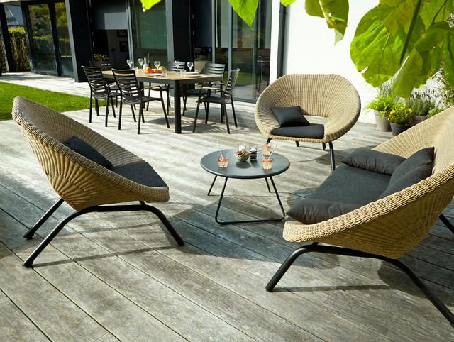 la terrasse devient une v ritable pi ce vivre moderne terrasse en bois lille par castorama. Black Bedroom Furniture Sets. Home Design Ideas