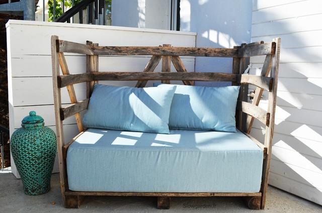 la terrasse ibiza m diterran en terrasse en bois marseille par slowgarden. Black Bedroom Furniture Sets. Home Design Ideas