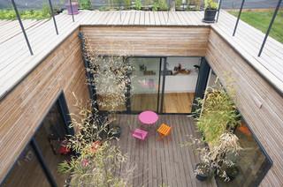 MAISON BBC - BORDEAUX-BASTIDE - Contemporary - Terrace - Bordeaux ...