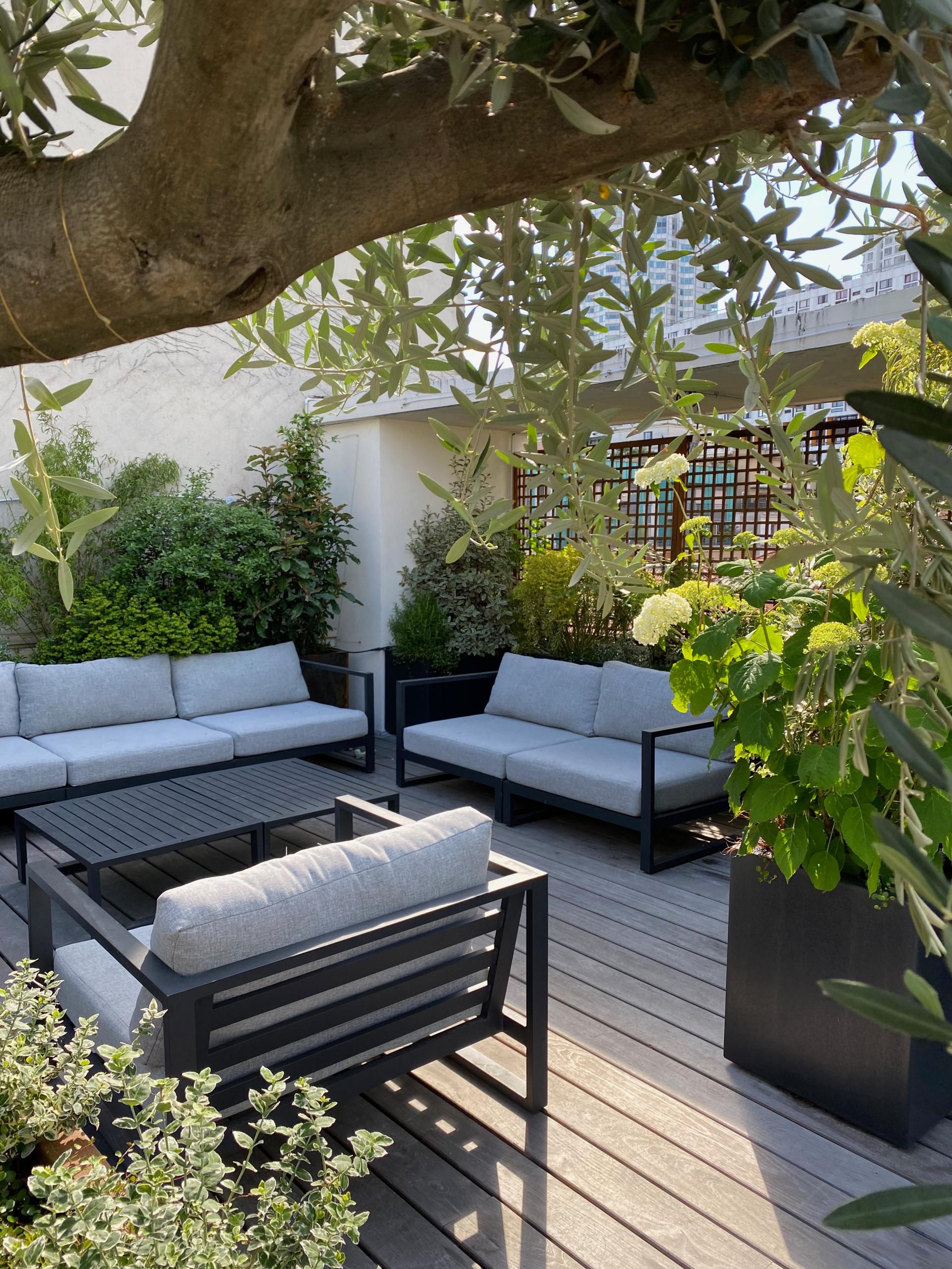 Nos projets de terrasses