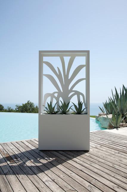Outdoor mobilier de jardin terrasse balcon ultra design contemporain terrasse en bois - Mobilier jardin bois saint paul ...