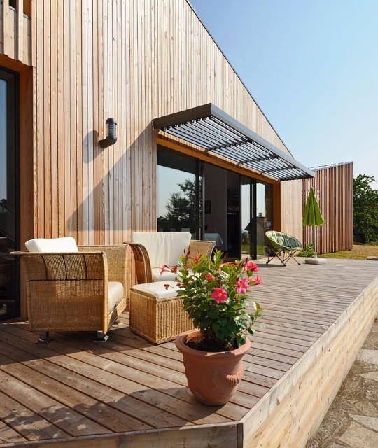 PARA / Maison contemporaine bois écologique