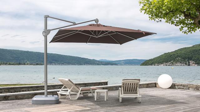 parasols suntop bord de mer terrasse et patio lyon. Black Bedroom Furniture Sets. Home Design Ideas