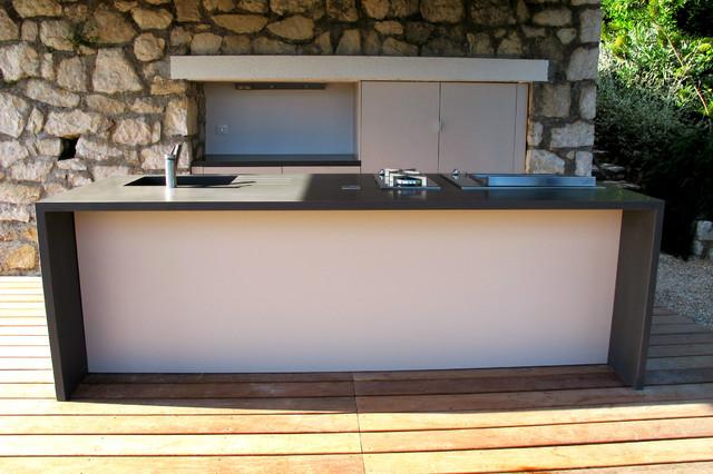 pergolas bioclimatique cuisine dt mediterraneen terrasse en bois