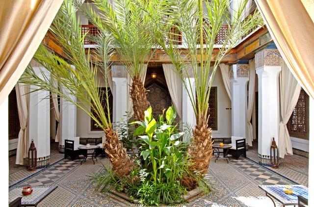 Riad à Marrakech  Mediterranean  Patio  Other  by I D