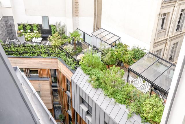 Comment Aménager Un Jardin Sur Dalle