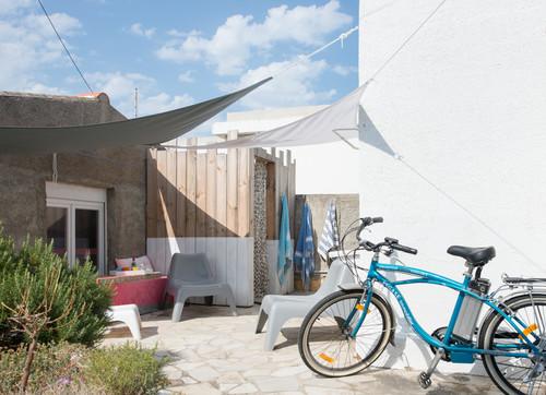 Suivez le Guide : Une cabane sur la mer