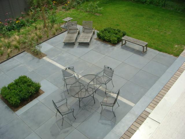 Terrasse dalle b ton xxl for Dalle beton colore exterieur