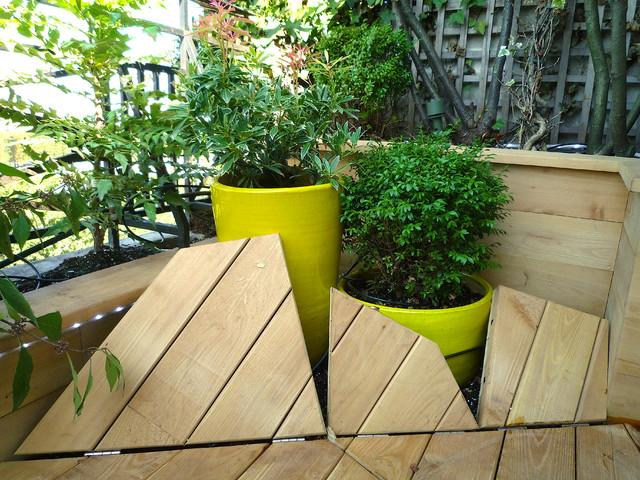 Terrasse en sol majeur am nagement haut de gamme for Amenagement terrasse sol