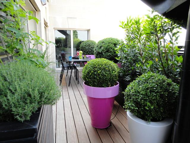Terrasse paris passy for Resto paris terrasse jardin