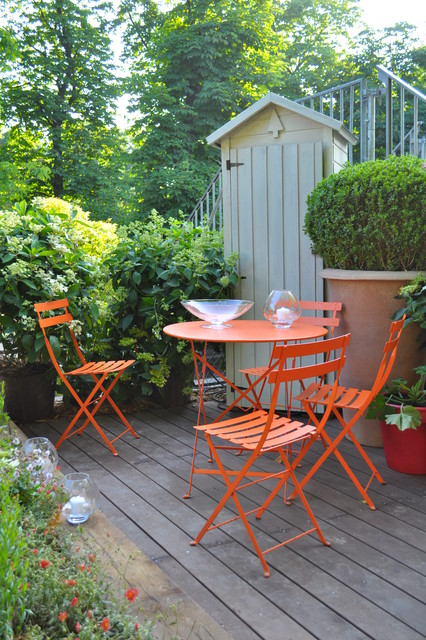 Terrasse Romantique : Terrasse romantique Transitional Deck Other by