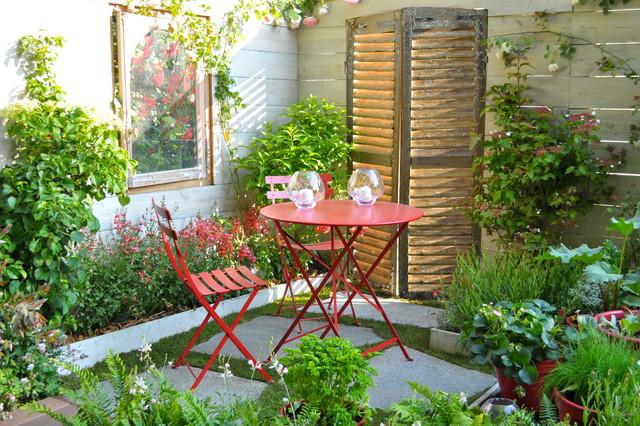 Terrasse romantique