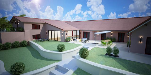 Design Villa Basse