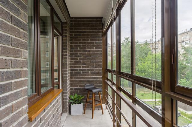 Маленькие балконы и лоджии фото - дизайн и отделка балконов .