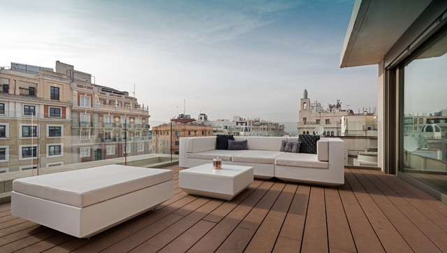 Apartamentos En Gran Vía 48 Madrid Contemporáneo