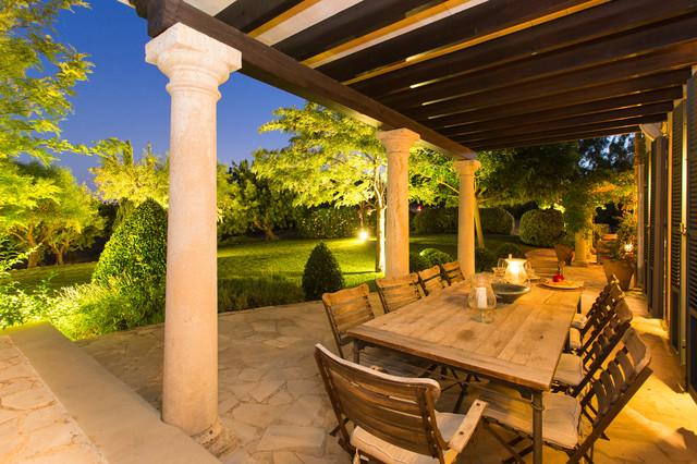 Casa Campo Santa María Farmhouse Deck Palma De